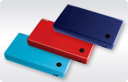 Consoles : La DSi arrive le 3 avril en France