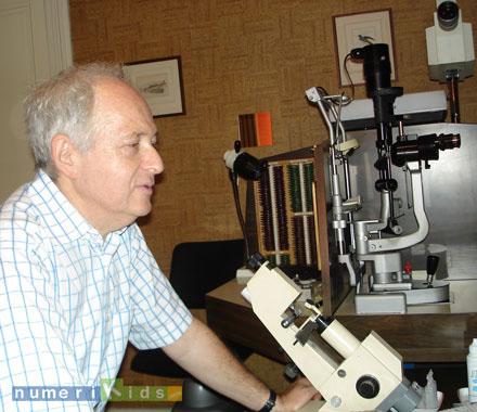 Le point sur les yeux des enfants et les écrans avec le Dr Drylewicz, Ophtalmologiste