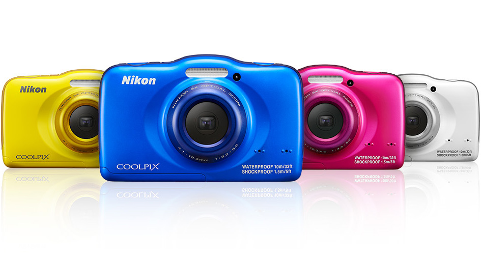 Nikon Coolpix S32 : un appareil photo sur mesure pour les enfants
