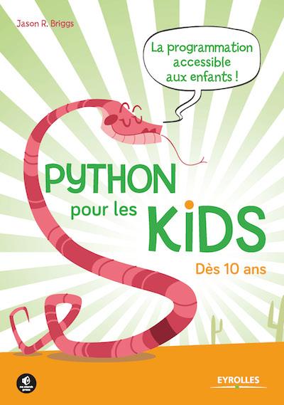 Livre coding enfant Python