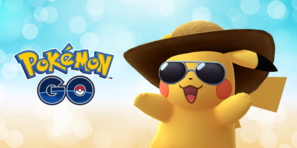Joueur de PokémonGo et amoureux ? Niantic vous aime !