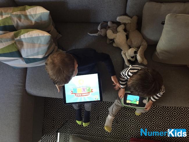 Plus de la moitié des enfants de moins de 6 ans utilisent une tablette ou un smartphone