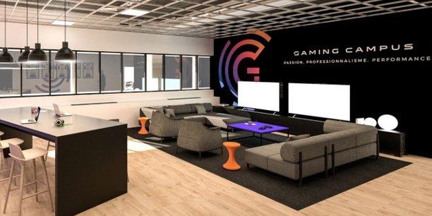 Gaming Campus, une école dédiée à l'industrie du jeu vidéo