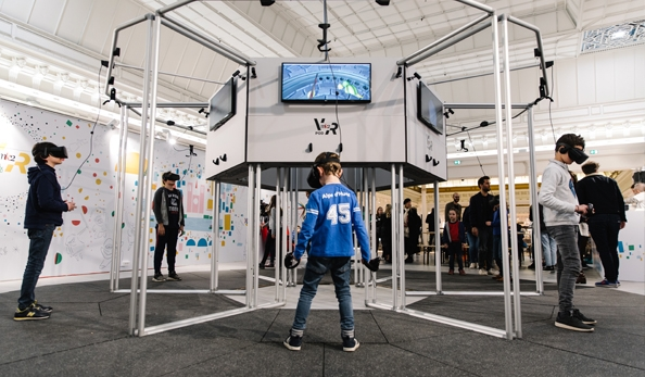 Réalité virtuelle sur mesure pour les enfants