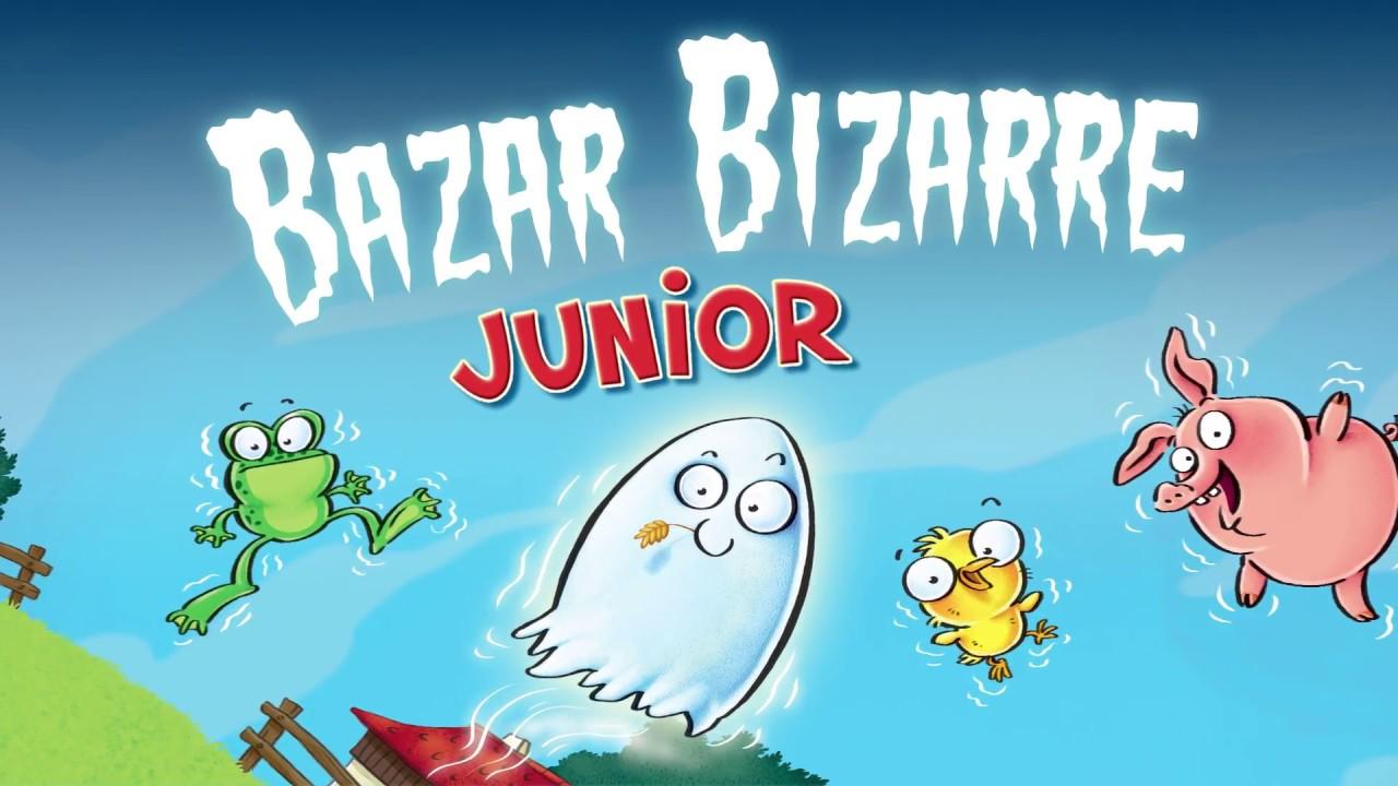 Bazar Bizarre Junior: Un jeu d'observation pour les petits