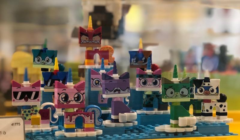 Unikitty Lego minifigurine