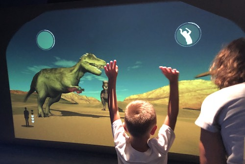 Trix- Tyrannosaure-Rex