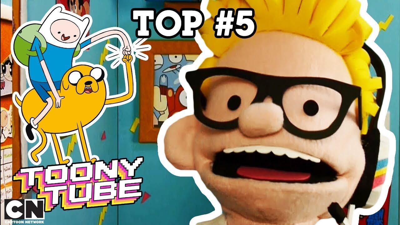 Cartoon Network surfe sur la popularité des youtubeurs en lançant Toony