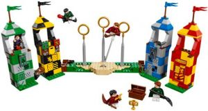 LEGO HARRY POTTER, Le match de Quidditch, 44,99€