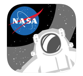Application NASA selfie