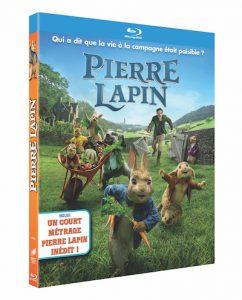 Pierre Lapin: un DVD familial