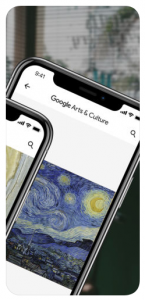 Application Google Art & Culture