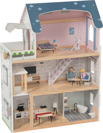Maison de poupée Lidl, 59,90€