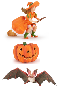Figurines Papo Haloween