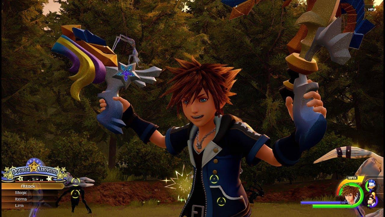 Plus que quelques jours avant la sortie du jeu Kingdom Hearts III
