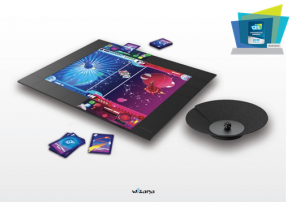 La console de jeu SquareOne de Wizama