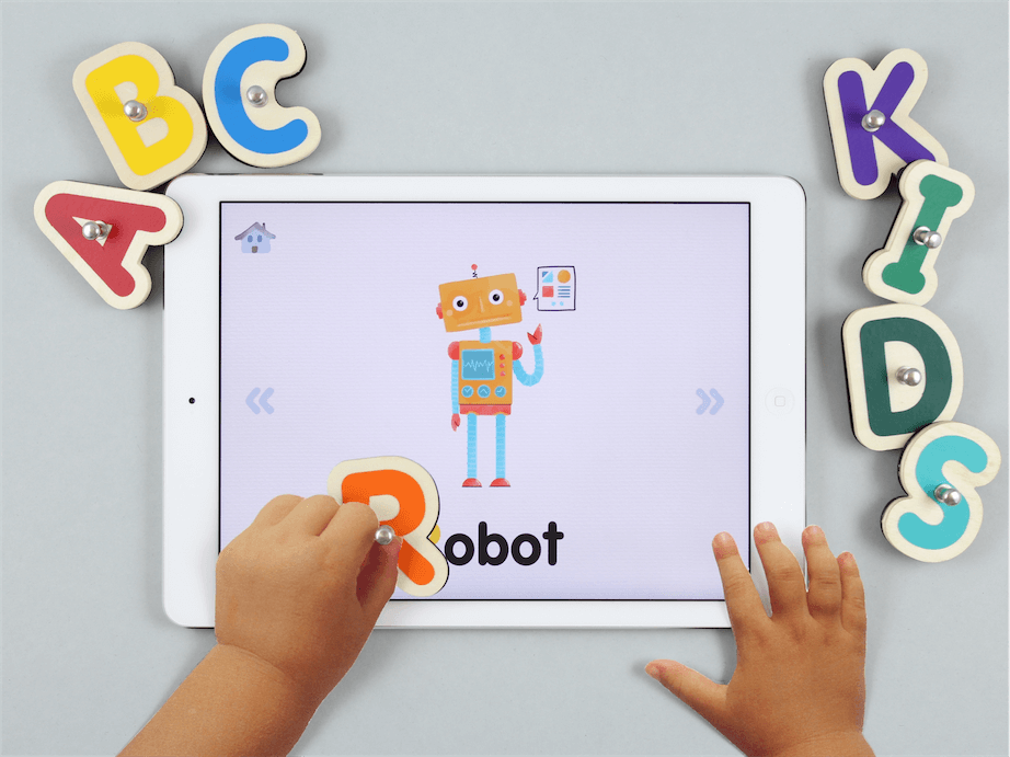 2M€ pour Marbotic, qui marie applications éducatives et jouets connectés en bois!