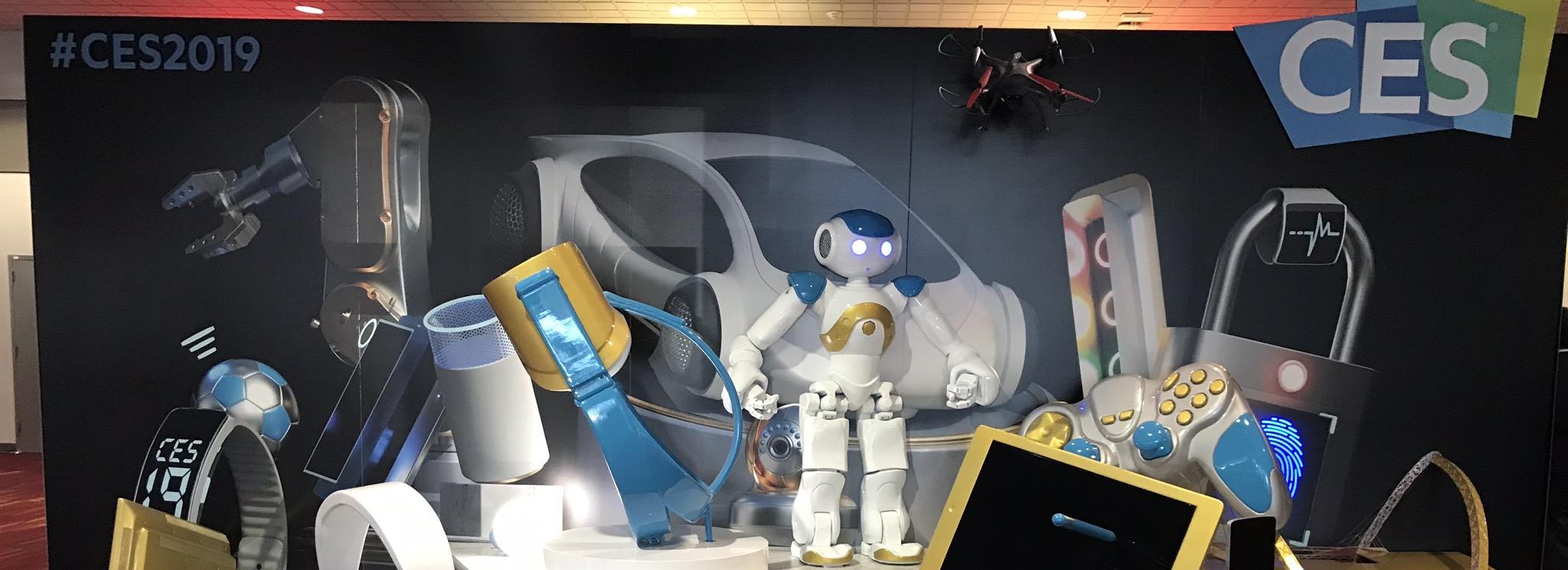 Plein de nouveautés high tech pour les enfants au CES 2019 de Las Vegas !
