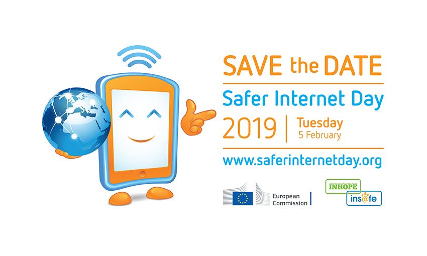 """""""Les écrans, les autres et moi"""", sujet central du Safer Internet Day 2019 le 5 février"""