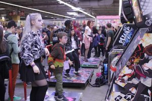 Paris manga & sci-fi show - Copyright _Helene Dng - Tous droits reserves