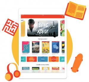 Les livres pour les enfants sur Youboox !