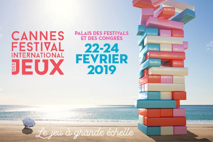 Festival jeux Cannes 2019