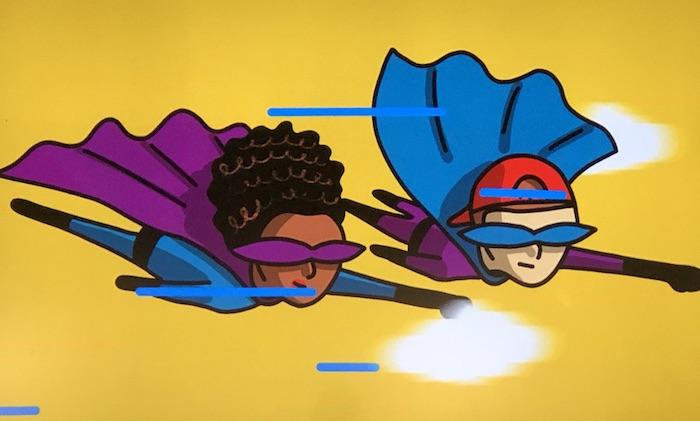 Les super-héros du net - e-Enfance et Google.org