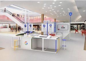 Atelier numérique Google