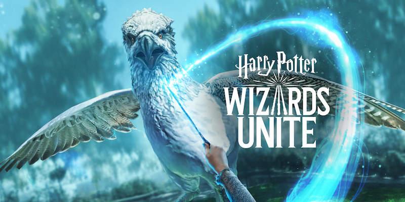 Les premières images et vidéos du gameplay du jeu Harry Potter Wizards Unite sur smartphone