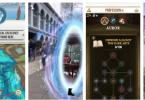 Jeu vidéo Harry Potter Wizards Unite en AR sur smartphone
