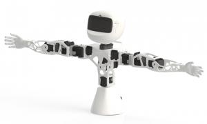 """Exposition """"Robots"""" de la Cité des sciences et de l'industrie"""