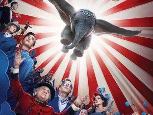 Film Dumbo - Tim Burton 2019