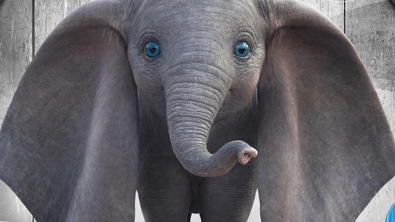 Envolez-vous avec le Dumbo de Tim Burton