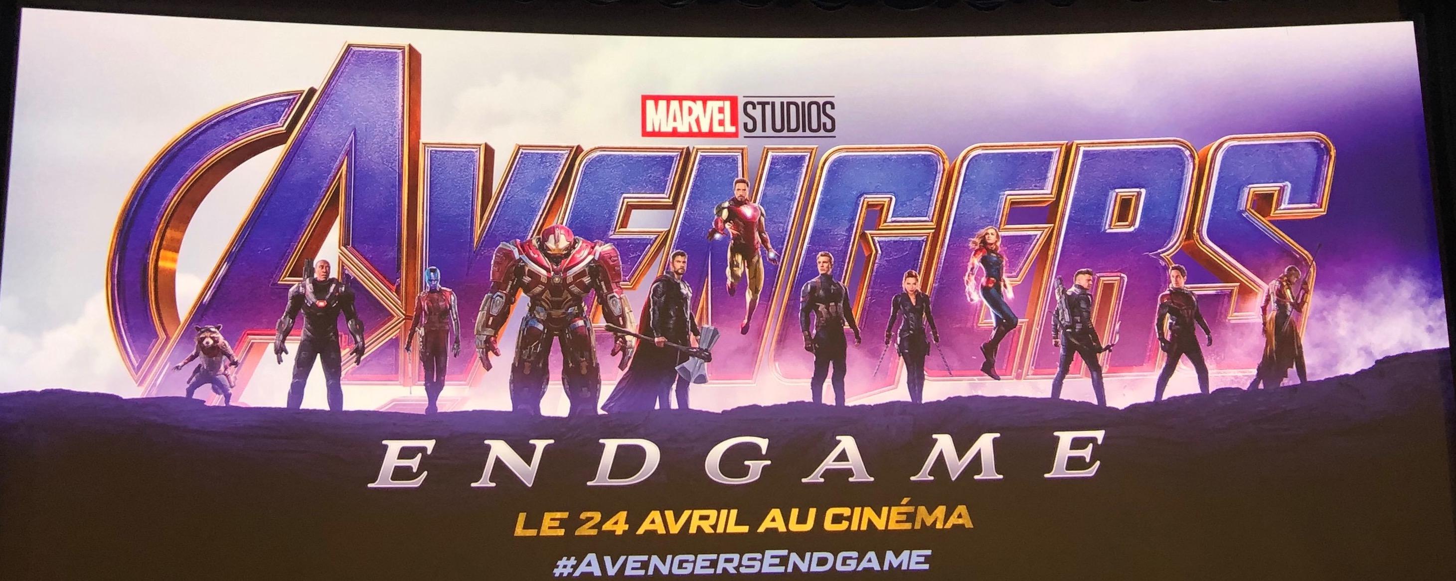 Avengers : Endgame, la fin fait partie du voyage ! (promis no spoil)