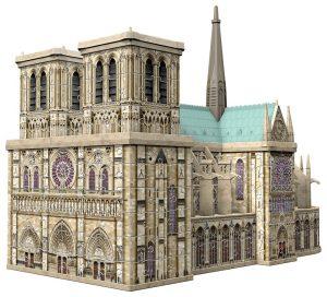 Puzzle 3D Ravensburger Notre Dame de Paris 40€