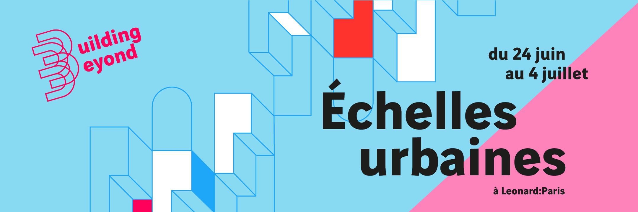 Venez construire les villes du futur au festival Building Beyond