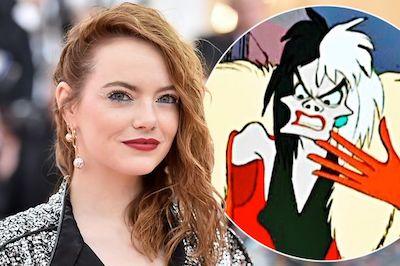 Emma Stone sera la prochaine Cruella de Disney