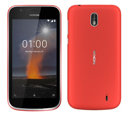 Nokia 1 Dark blue LS