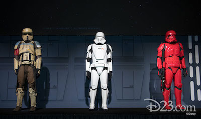 Star Wars Convention Disney D23