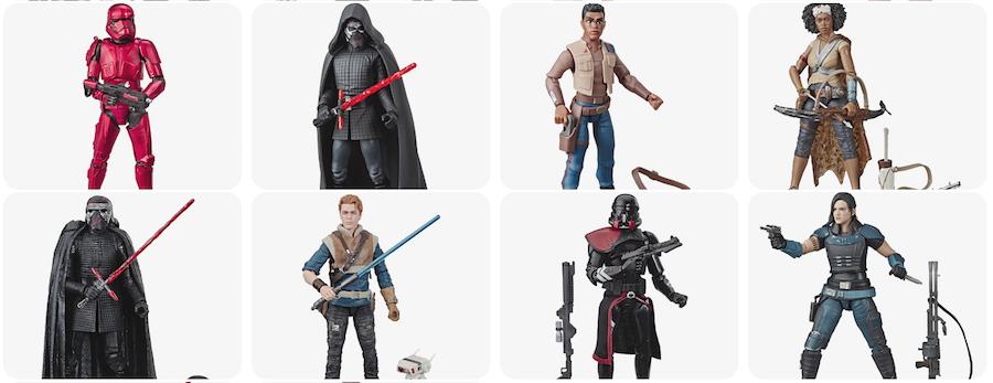 Le Triple Force Friday dévoilera les nouveautés Disney Star Wars le 4 octobre