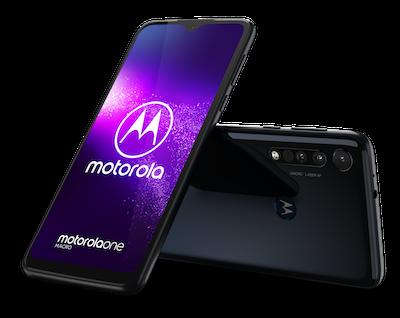 Motorola one Macro - 199€