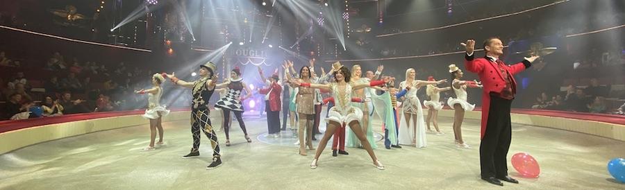 Et si on allait au cirque Gruss ou Bouglione pendant les vacances de Noël ?