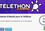 Ubisoft et le Téléthon