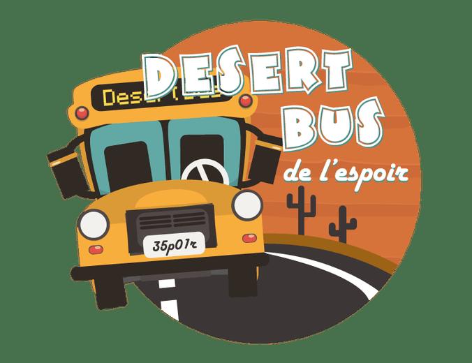 Association Desert bus de l'espoir