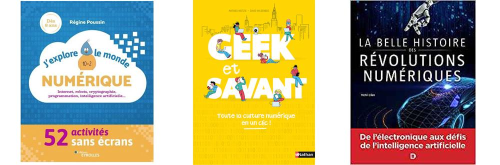 livre pour ados geek