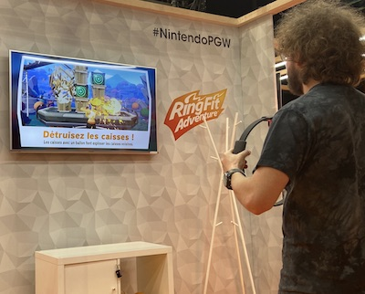 Nintendo RingFit Adventure