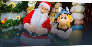 Noël au Parc Asterix