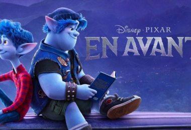 Film Pixar En Avant