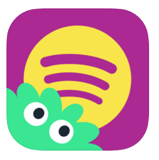 Application Spotify Kids
