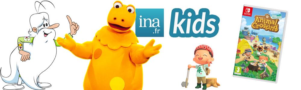 Il était une fois, Ina Kids et Animal Crossing : 3 bonnes idées pour s'amuser